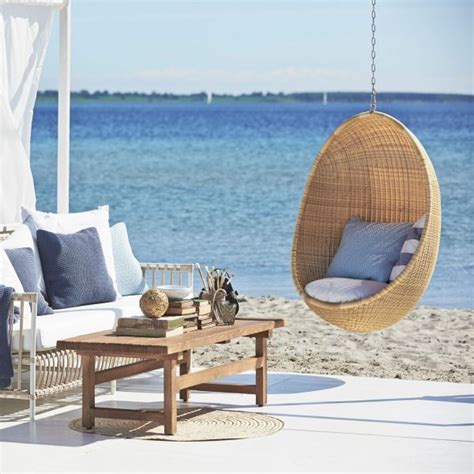 sika design hanging egg chair h 228 ngesessel in eiform aus