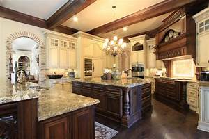luxury custom kitchen design With kitchen cabinet trends 2018 combined with olive wood candle holders