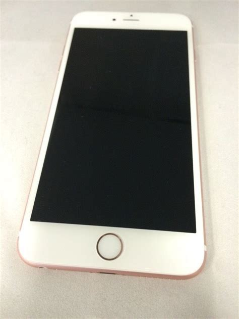 iphone 6s price unlocked apple iphone 6s plus 128gb gold unlocked excellent