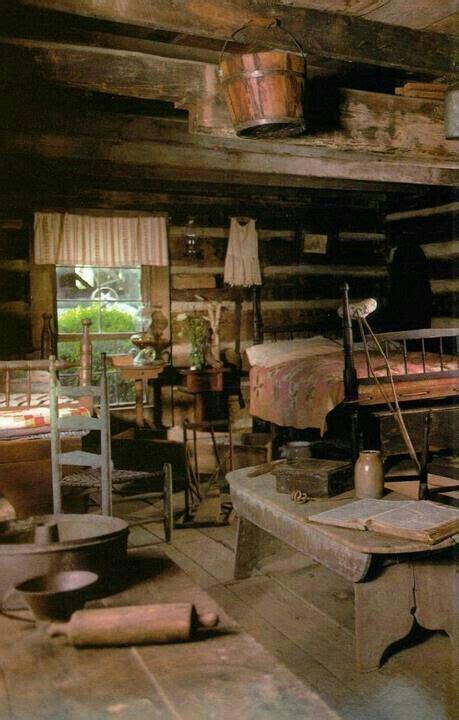 cozy cabin log cabin interior  room cabins rustic cabin