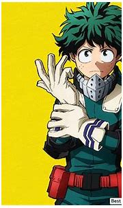 My Hero Academia Deku Wallpapers - Top Free My Hero ...