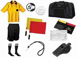 RefereeMiscellaneous Items