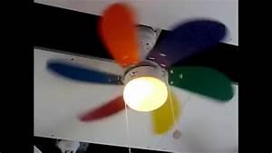 Ventilateur Plafond Reversible : ventilateur de plafond blanc 81 cm avec lampe int gr e ~ Voncanada.com Idées de Décoration