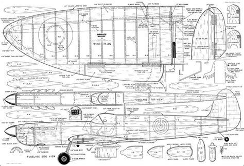 spitfire cl mackey plans aerofred   model