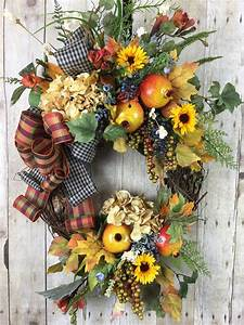 Fall, Wreath, Fall, Wreaths, For, Front, Door, Outdoor, Wreaths, Door, Wreaths, Wreath, Fall, Autumn