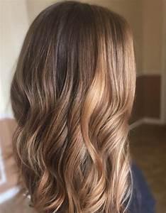 Ombré Hair Blond Foncé : ombr hair miel ombr hair les plus beaux d grad s de couleur elle ~ Nature-et-papiers.com Idées de Décoration