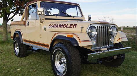jeep scrambler 1982 1982 jeep scrambler f174 chicago 2015