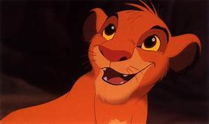 The gallery for --> Young Simba And Scar