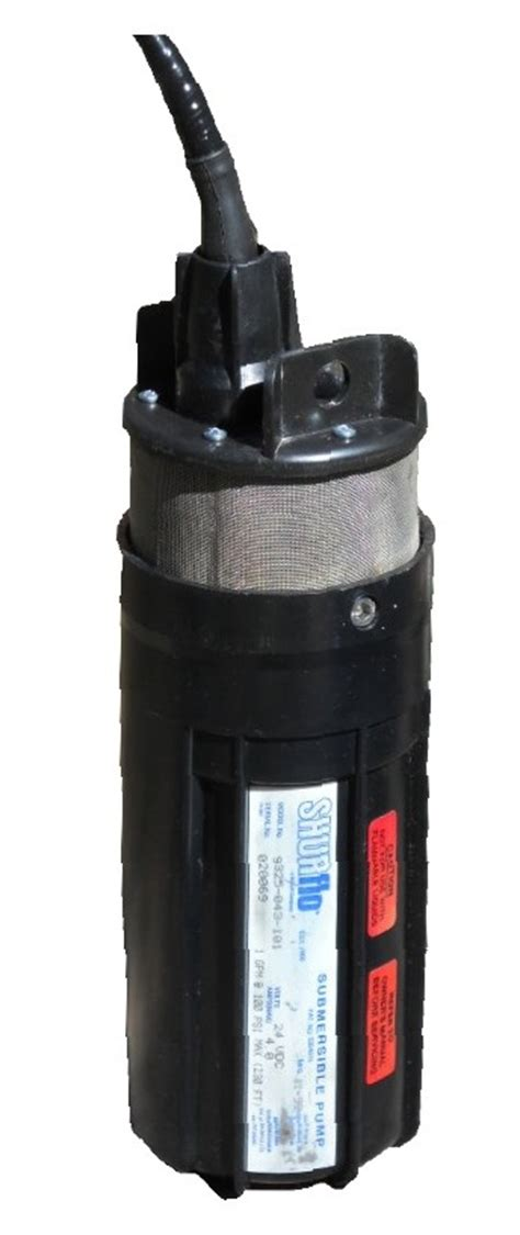 Shurflo Solar Well Pump Info