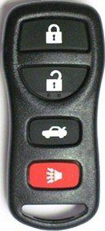 Nissan Infiniti Fcc Kbrastu Keyless Remote