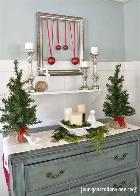 install christmas decorations on roof top 12 diy decorating ideas four generations