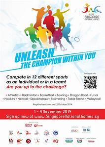 2014 Singapore National Games   Singapore Athletics