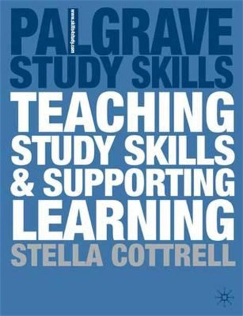 Teaching Study Skills And Supporting Learning Stella