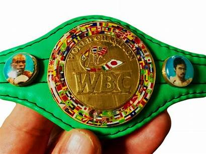Wbc Belt Wrist Bracelet Championship Slide