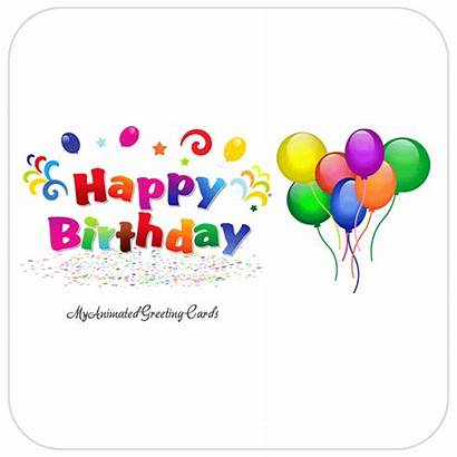 Birthday Animated Happy Card Surprise Cards Greeting
