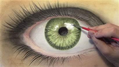 Eye Painted