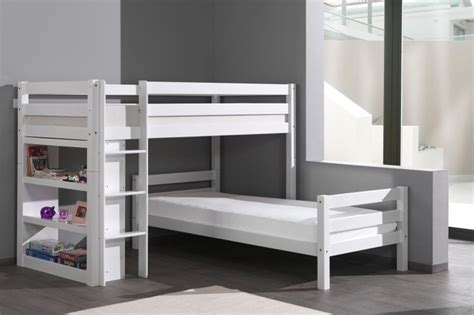 ikea lit superpose blanc 17 best images about bunk beds lits superpos 233 s on