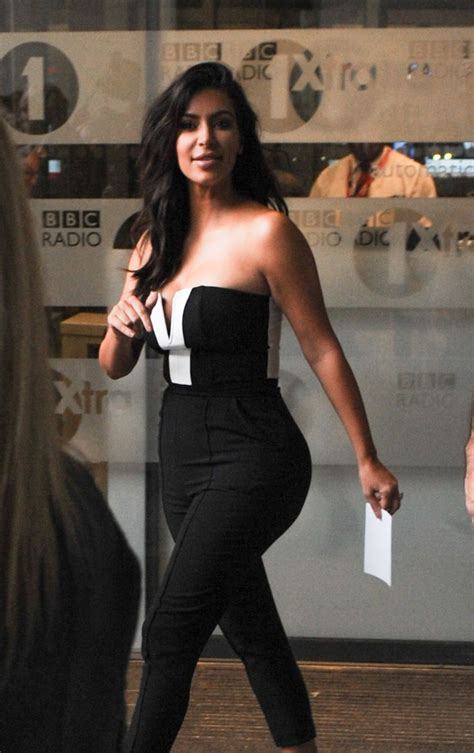 kim kardashian leaving bbc radio  central london