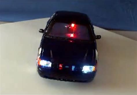 police lights for sale ebay diecast police led lights and siren modify your own model