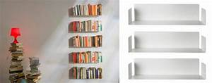 Etagere Livre Bebe : etageres murales livres accueil design et mobilier ~ Teatrodelosmanantiales.com Idées de Décoration
