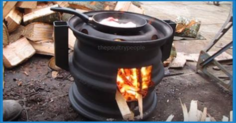video cook  meals outdoors    warm