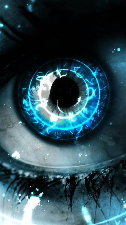 3d Iphone Wallpapers Eye Galaxy Awesome S7
