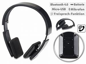 Ear Auto : auvisio faltbares on ear headset mit bluetooth auto pairing multipoint 30 m ~ Gottalentnigeria.com Avis de Voitures
