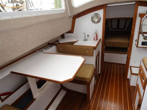 Living On A Boat Shower by Pac 23 Pilothouse Pocket Sailboat Boats