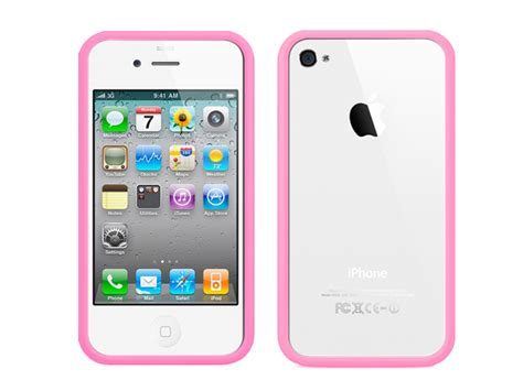 pink iphone 4 mobile phone accessories batteries chargers iphone