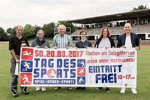 Tag Salzgitter Lebenstedt : tag des sports steigt am 20 august im stadion am salzgittersee hallo wochenende ~ Watch28wear.com Haus und Dekorationen