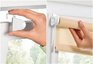 Deco Truco: cómo colocar estores y cortinas sin hacer agujeros Un hogar con mucho oficio
