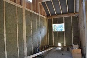 Isolation Fenetre Bois : isolation des murs ossature bois photo de maison ~ Edinachiropracticcenter.com Idées de Décoration