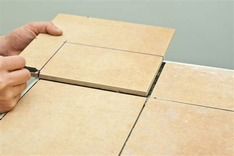 how to cut ceramic tile how to cut porcelain tile step by step guide saw maniac