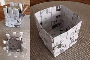 Upcycling Ideen Papier : paper upcycling stampin 39 up katalog verarbeiten schachtel flechten schachtel weben papier box ~ Eleganceandgraceweddings.com Haus und Dekorationen