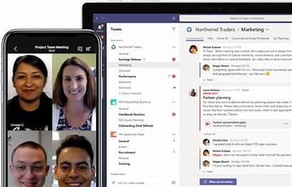 Teams Microsoft Ms Call Mobile Office App
