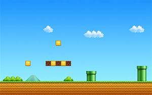 mario wallpaper awesome