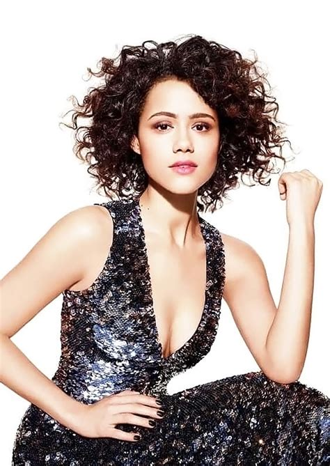 Nathalie Emmanuel Nude Pics And Topless Sex Scenes Compilation