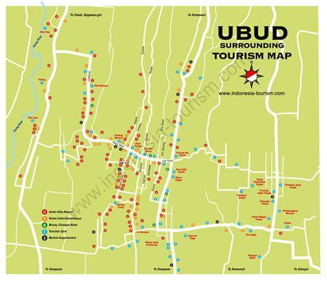detail ubud bali map  travelers bali weather forecast