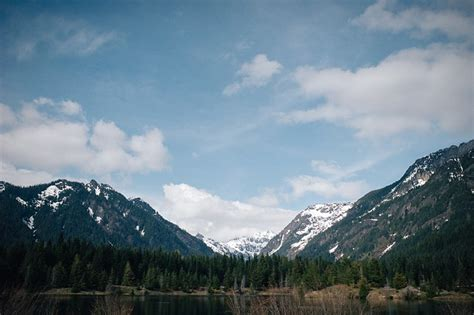 Snoqualmie Pass Maternity Photos  Kendra Woodinville