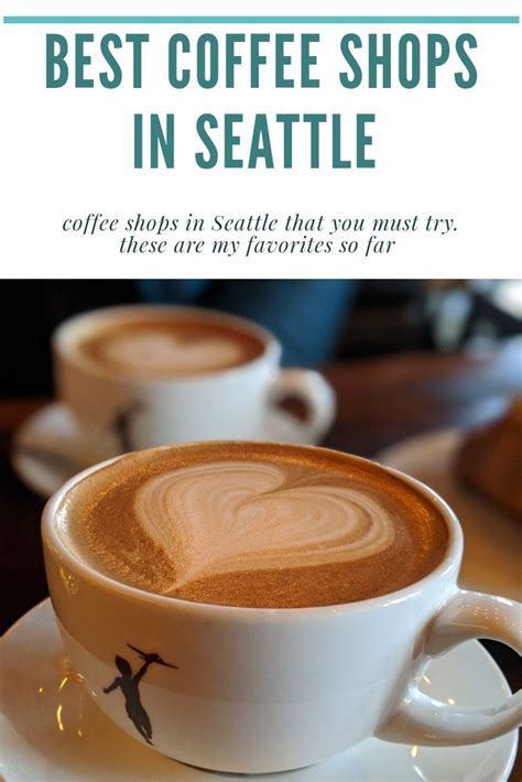 Here are some of our favorite spots. Top 7 Coffee Shops in Seattle in 2020 | Seattle coffee shops, Best coffee shop, Coffee shop