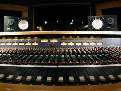 Studio Recording Console Wallpapers Studios Threshold Cool