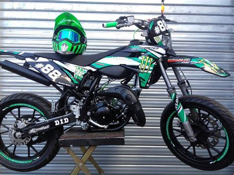 kit d 233 co perso 50 224 boites derbi sherco beta rd2shop fr