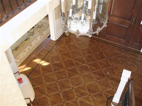 Faux Painted Stenciled Floors » MJP Studios