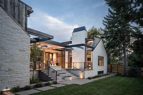 Design Denver by Denver Hilltop House Designed To Support A Growing Family