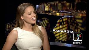 Amber Heard needs help with email | Paranoia Interview ...