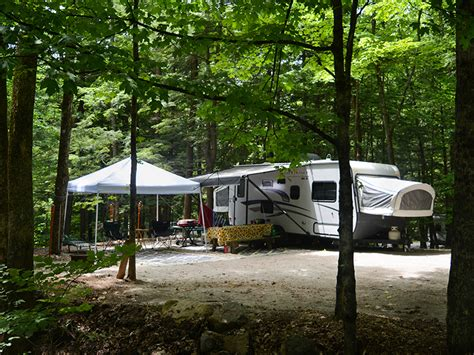 rv campground adirondacks lake george ny