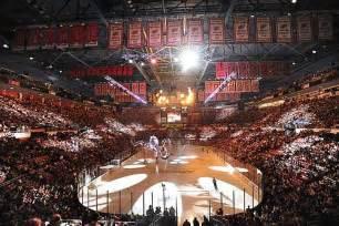 Joe Louis Arena Red Wings