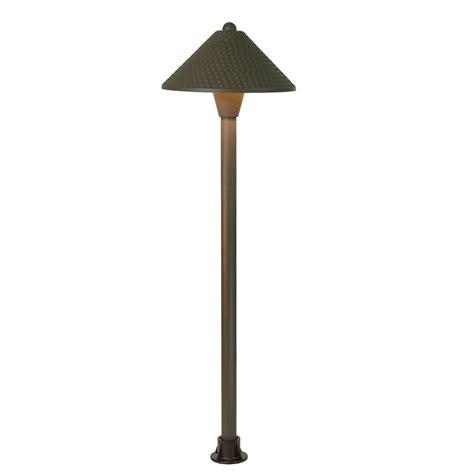 integrated led outdoor lighting eurofase 4 watt antique bronze integrated led landscape