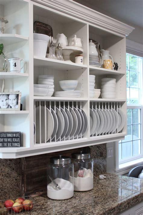 kitchen cabinet shelving racks 65 ideas of using open kitchen wall shelves shelterness