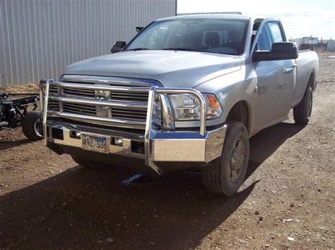 truck defender aluminum front bumper dodge ram